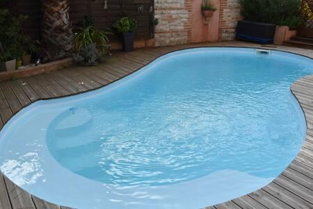 Villa avec piscine en région Catalane