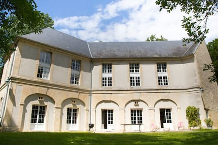 Castle de Tilly - Authentic and warm XVIII century - Tilly-sur-Seulles - Schloss