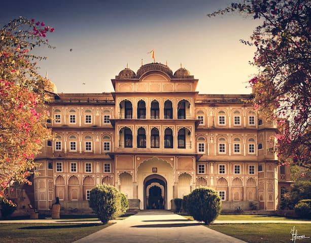 Heritage Royal Stay Near Jaipur