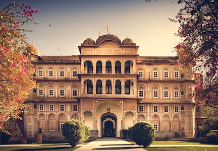 Heritage Royal Stay Near Jaipur