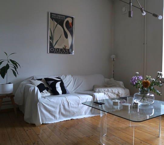 Cute apartment in the heart of Kallio