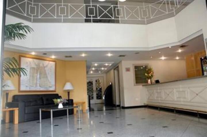 Flat próximo parque ibirapuera e hospitais!