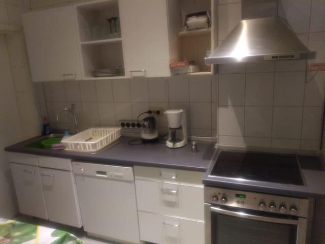 Wohnung in Mainz Laubenheim für 4-5 Personen