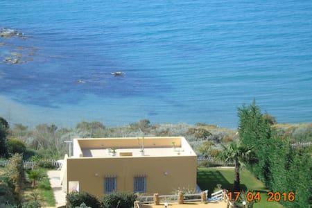 Villa Vittoria vicino alla spiaggia - Realmonte