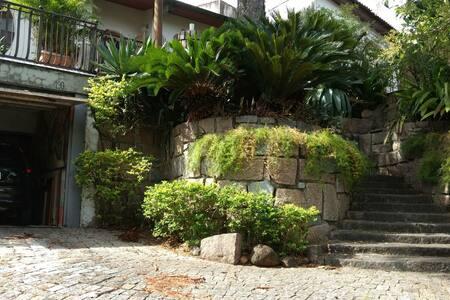 Casa Acolhedora -Casa Inteira Três Quartos