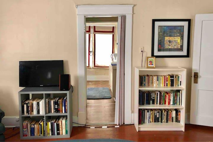 West End Writer's Loft near Vanderbilt University