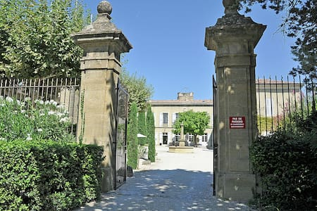 kasteelappartement-provence - Jonquières - Pis