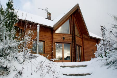 Chalet LOMA. Spacieux, confortable. - Vagney - スイス式シャレー