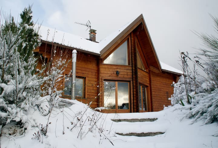 Chalet LOMA. Spacieux, confortable.