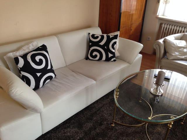 Komfortable City-Wohnung 74 qm - Regensburg - Wohnung