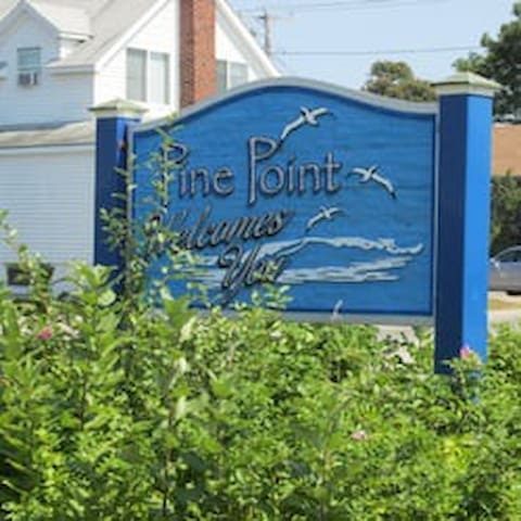 Welcome to Pine Point in Scarborough, Maine.