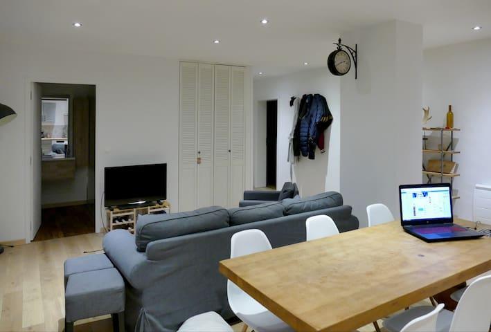 Appartement lumineux à Sarreguemines