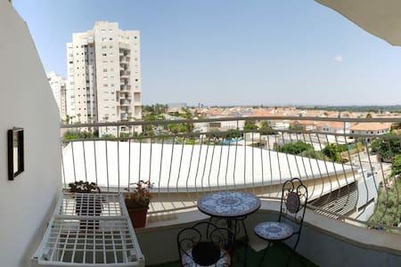 Ideal apartment in Ramat Poleg