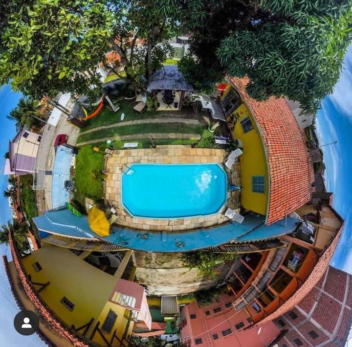Villa Beach Hostel