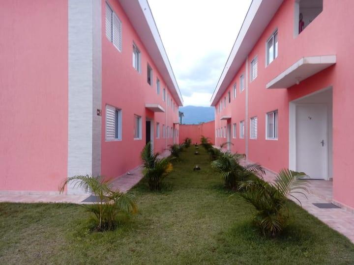 Apartamento Em Balneário Mogiano