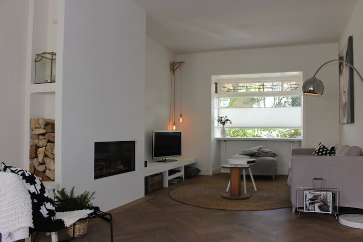 Spacious house 4 bed 5 min close to the old-centre - 's-Hertogenbosch - Casa