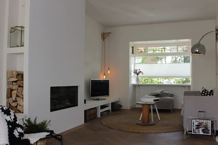 Spacious house 4 bed 5 min close to the old-centre - 's-Hertogenbosch