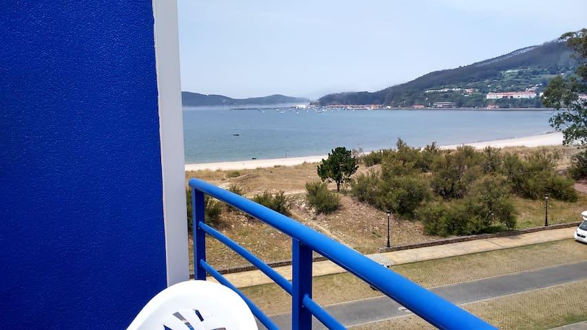 Apartamento frente al mar con preciosas vistas