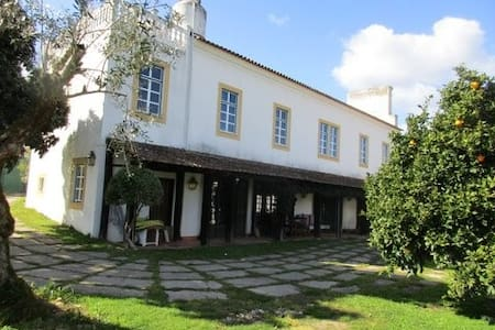 Romantic, charm and nature in Várzea Home - Abrantes - Dom