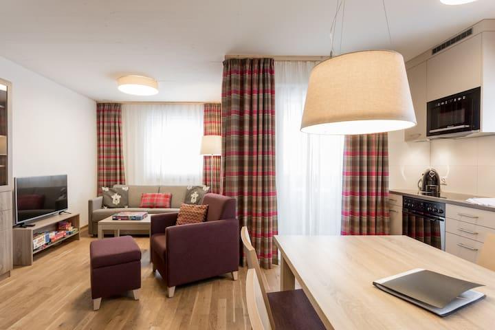 Premium-Ferienwohnung für max. 4 Personen