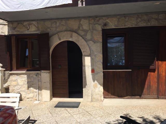 Chalet in montagna ristrutturata nuova indipebdent