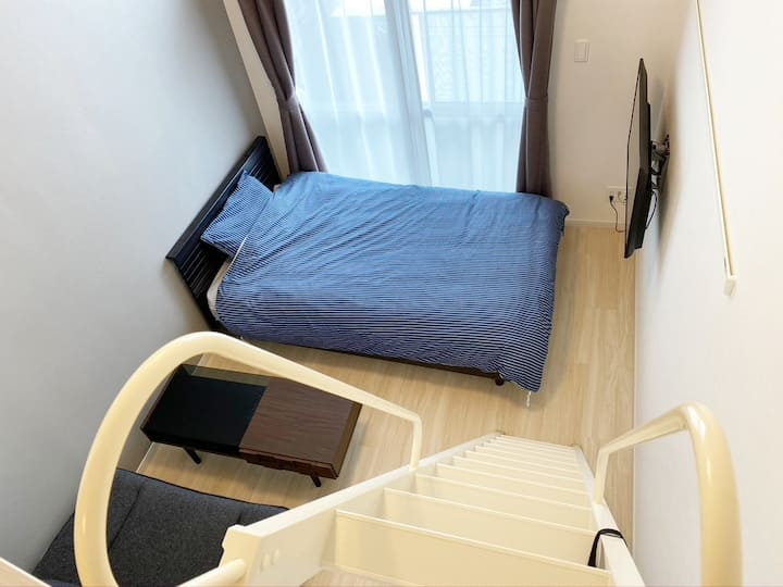 New apartment with free parking in Urasoe city