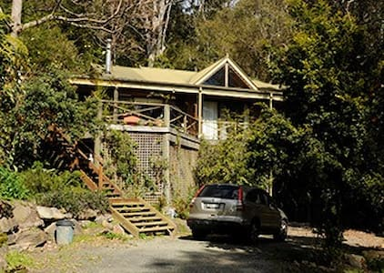 TreeTops-Hardys bay Elevated House - Hardys Bay