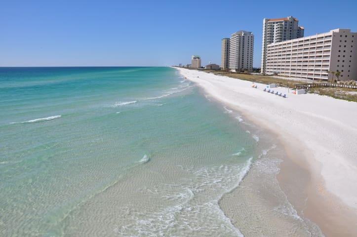 Beachfront in Florida!! Pure Heaven!! - Navarre - Condominium