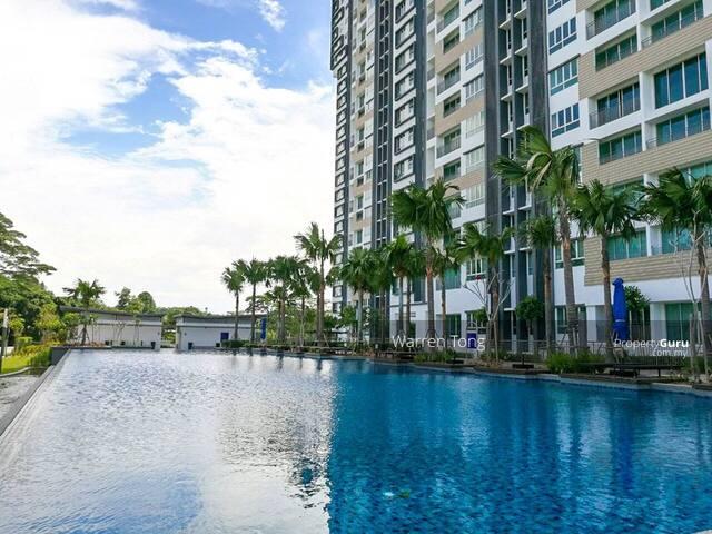 Epic Residence- JB CITY CENTRE/LEGOLAND - Johor Bahru - Lyxvåning