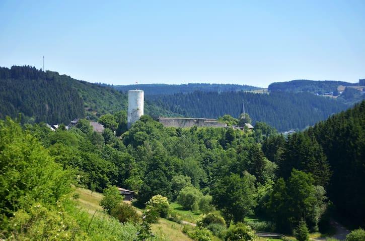 Ferienwohnung Familie Koenn Eifel - Hellenthal