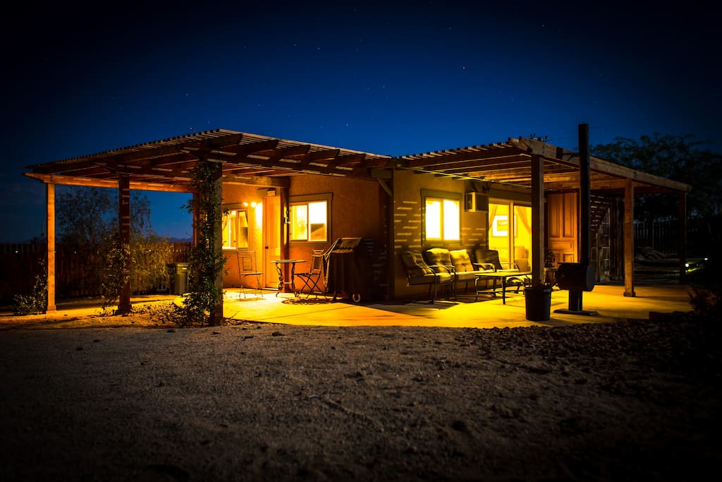 Your Joshua Tree Vacation Starts Here