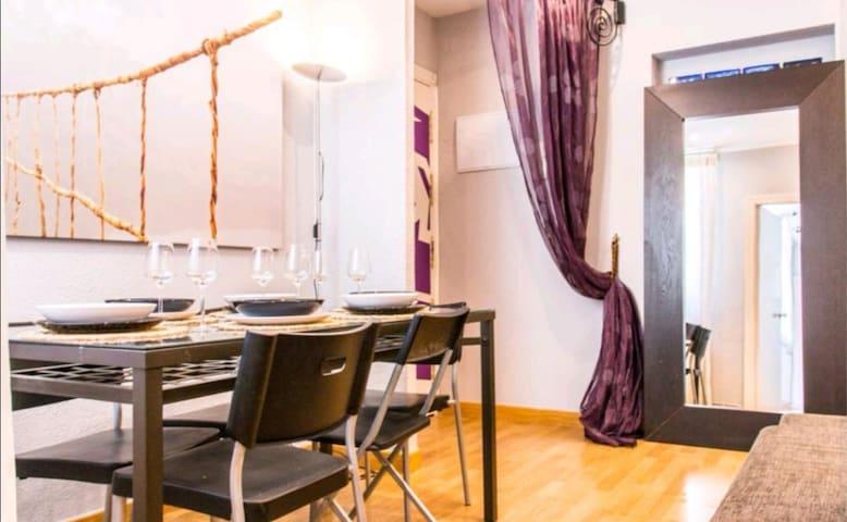 precioso apartamento  en la ciudad de cristal