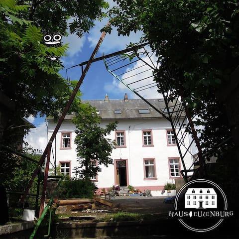 Haus Eulenburg - Büllingen - Casa