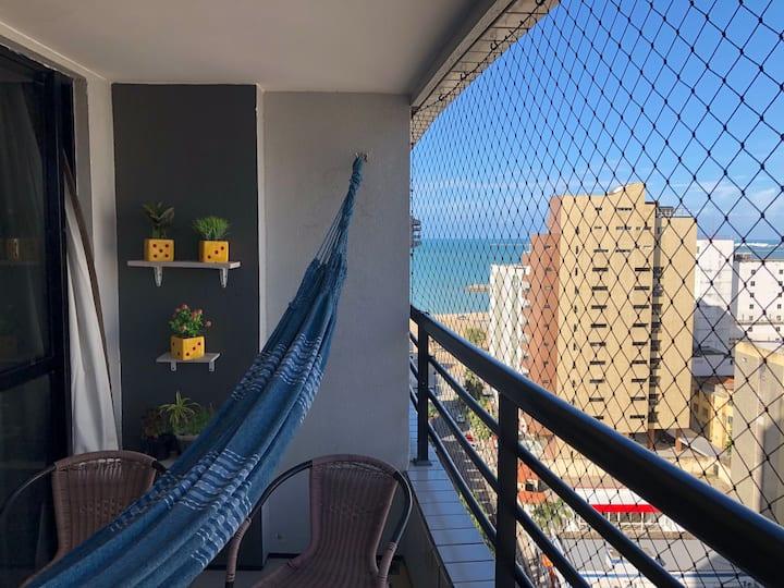 Apartamento no Praia Mansa Suite Hotel