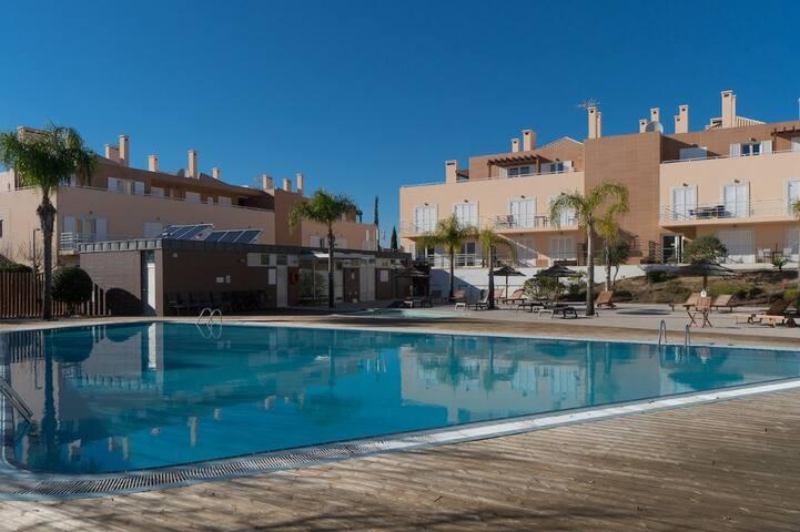 Glip Blue Apartment, Cabanas Tavira, Algarve - Cabanas de Tavira - Flat
