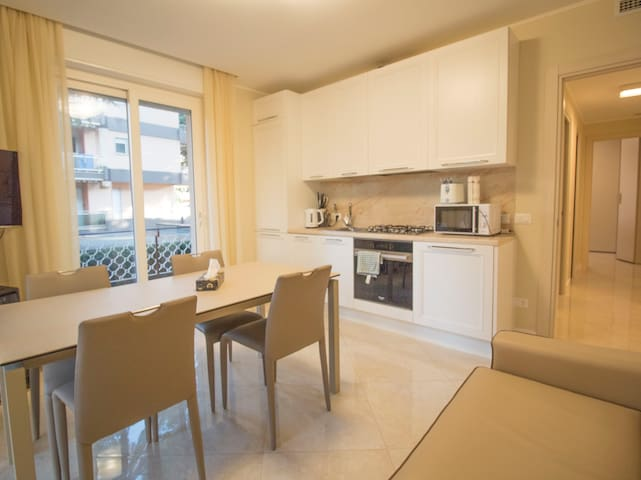 Apartment T-Robinia residence Bordighera