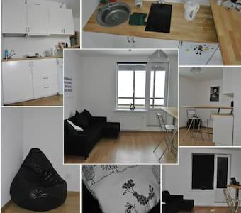 Уютная квартира- студия со всем необходимым - Kudrovo