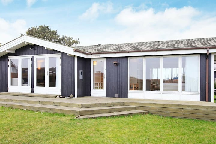 Modern Holiday Home in Frørup with Barbecue