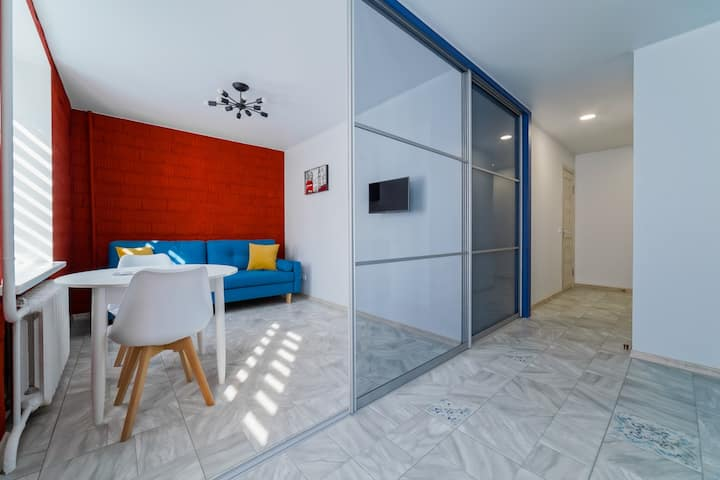 VIP European Style Apartment Nemiga2