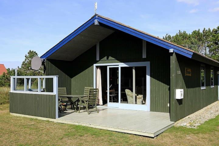 Maison de vacances à Søndervig près de la mer