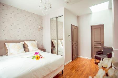 La Maison Gobert - Deluxe Room 23m2, paris 11arr - Paris - Villa