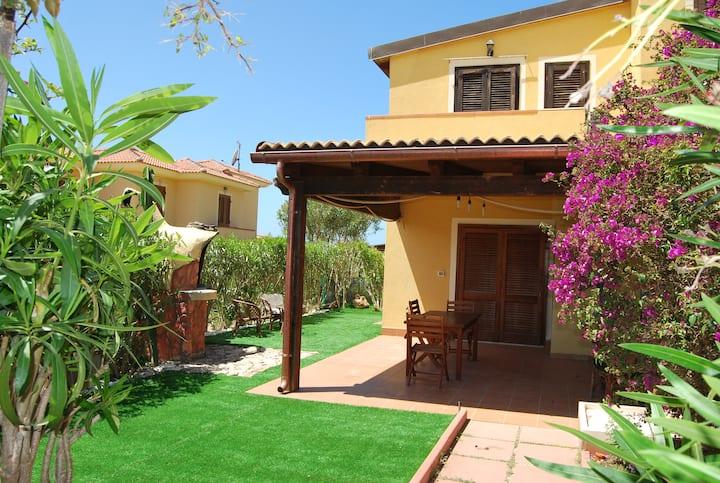 Bilocale con splendida veranda