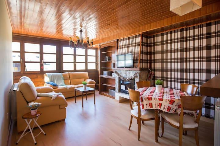 Lanuza by KEYWii. Wifi, garaje, trastero y vistas