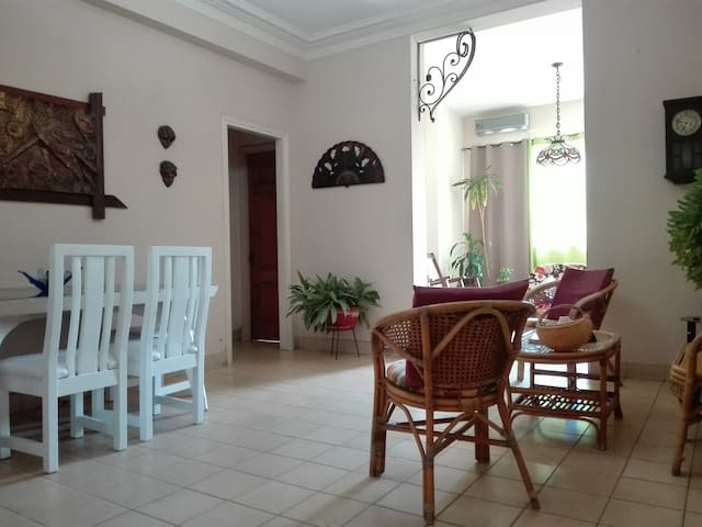 Apartment in Residential Vedado