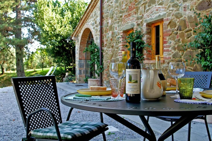 Tuscany with View and Heart - Monte San Savino - Appartement