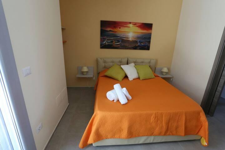 Camera matrimoniale B&B A casa di Sofia