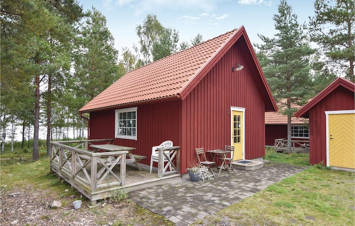 Beautiful home in Kristinehamn with 2 Bedrooms