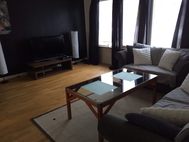 Livingroom with TV and free Wifi