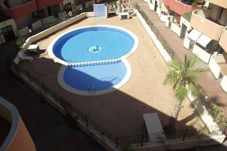 Habitacion doble Almoradi con garaje y piscina - Almoradí - Other