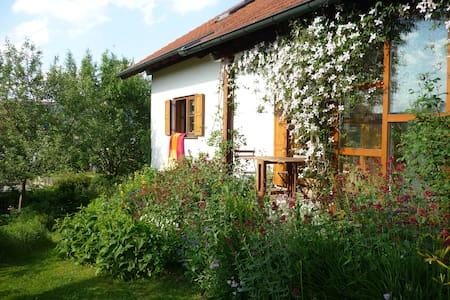 Schönes Zimmer in  Voralpenlage - Bad Grönenbach